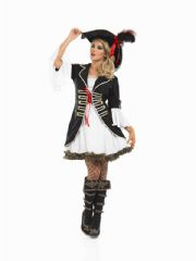 Buccaneer Pirate Costume (3344)